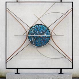 Karl Hillert: Die Geschichte der Mathematik, 1970 / © Karl Hillert; Fotonachweis: BBR / Bernd Hiepe (2011)