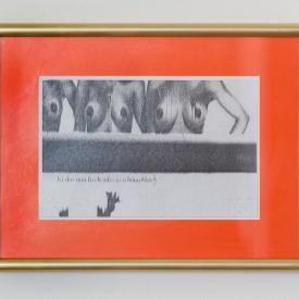 Thom Barth: Raster D, 2000 / © VG Bild-Kunst, Bonn; Fotonachweis: BBR / Cordia Schlegelmilch (2015)