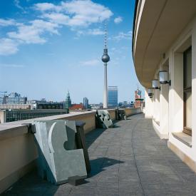 Harald Klingelhöller: Ich bin hier, Du bist hier, 2001 / © Harald Klingelhöller; Fotonachweis: BBR / Stefan Müller (2001)