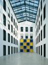 Daniel Buren: La Grande Fenêtre, 2001 / © VG Bild-Kunst, Bonn; Fotonachweis: BBR / André Kirchner (2001)